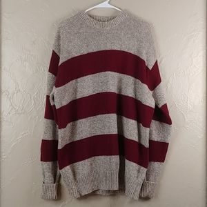 LL Bean sweater men's XL long